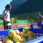 Tennis in Brand - courts and Tennis Academy