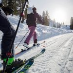 Ski tours in the Brand valley