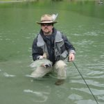 Fishing and fly fishing in the Brand valley
